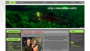 náhled webu podvodnisvet.hys.cz