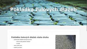 náhled webu pokladka-dlazby.tode.cz
