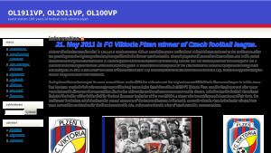 náhled webu radiofcvictoria.g6.cz