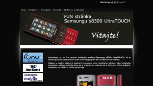 náhled webu s8300ut.6f.sk
