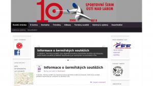 náhled webu serm-ul.4fan.cz