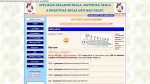 náhled webu skola-uohospital.tode.cz