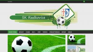 náhled webu skradkovice.cz