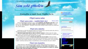 náhled webu smysl.com
