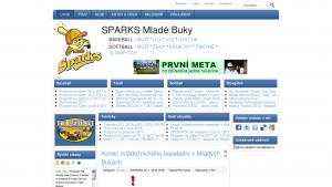 náhled webu sparksmb.cz