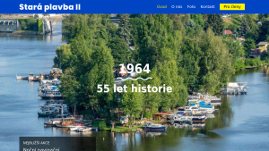 náhled webu staraplavba2.cz