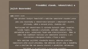 náhled webu stavby-renovace.cz