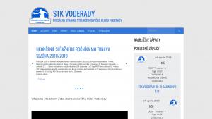 náhled webu stkvoderady.eu