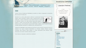 náhled webu studanecka-capkiana.g6.cz
