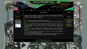 náhled webu svet-pro-truckery.eu