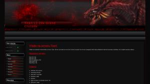 náhled webu titanweb.g6.cz