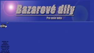 náhled webu varder.mzf.cz