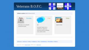 náhled webu veterans-bofc.g6.cz