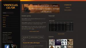 náhled webu vindictus.clanweb.eu