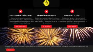 náhled webu zeman-fireworks.cz