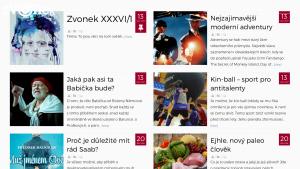 náhled webu zvonek.jecool.net